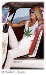 Cannabis alcool
