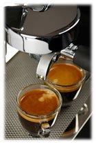 Préparation café