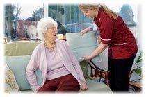 Aides pour personnes âgées dépendantes
