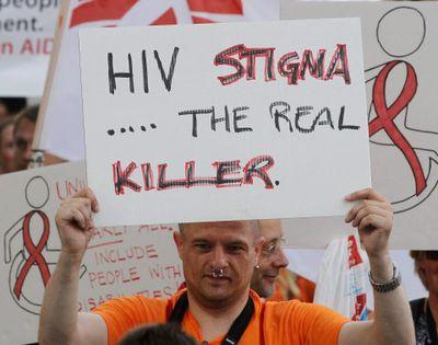 Sida stigmatisation
