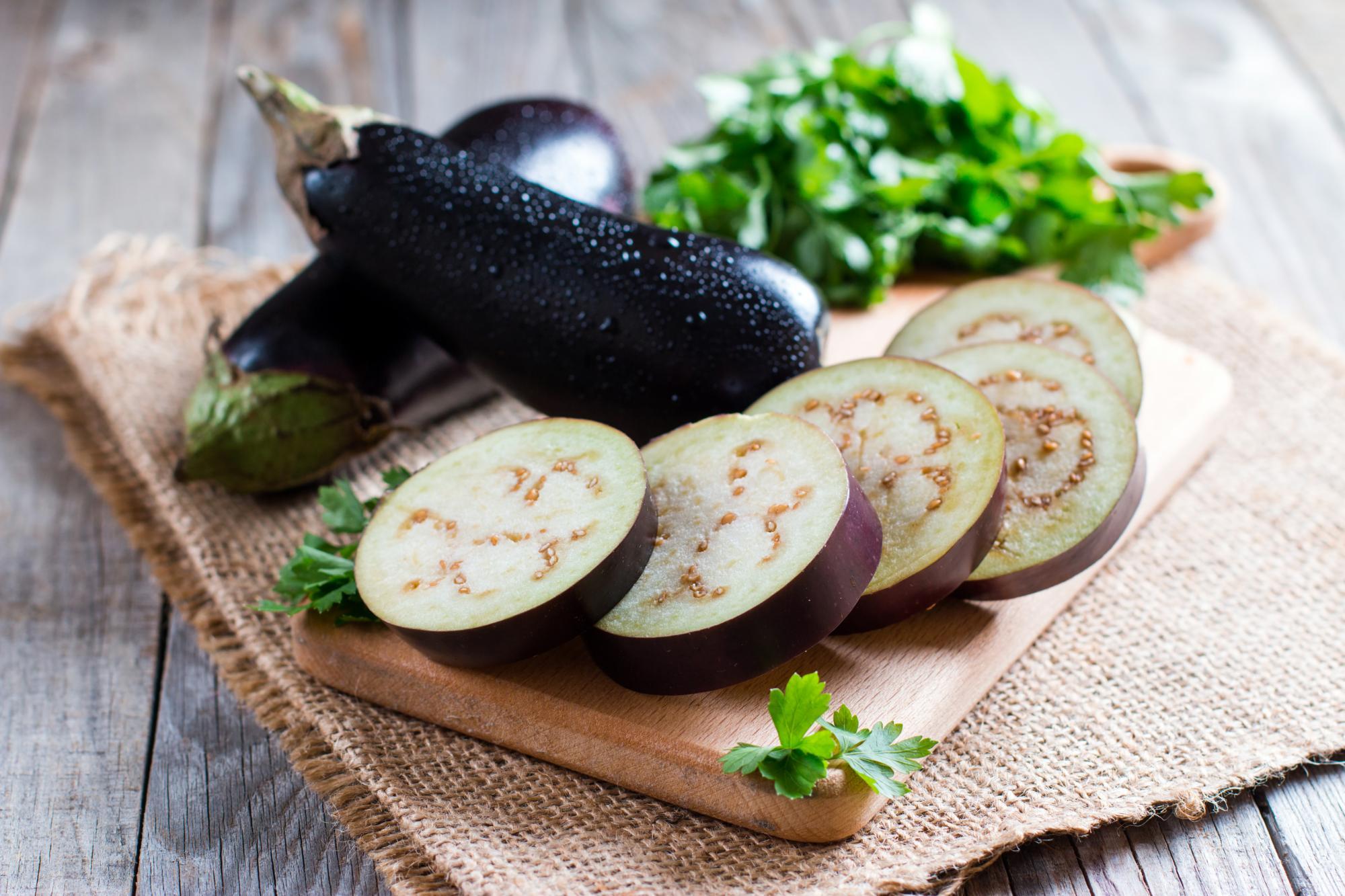 Quels sont les bienfaits de l aubergine
