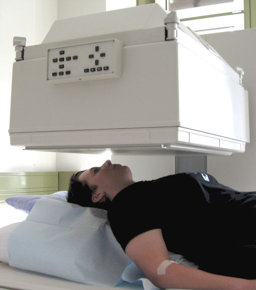 scintigraphie thyroidienne machine